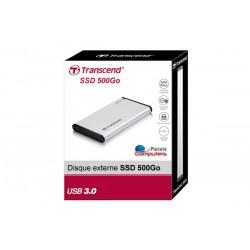 Disque dur externe SSD 500Go - USB3.0