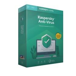 Kaspersky Antivirus 2016 1PC - 1 an