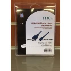 Cordon HDMI Micro HDMI 1m