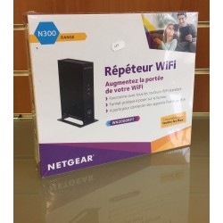 N300 Répéteur Wifi  802.11n, 4 ports