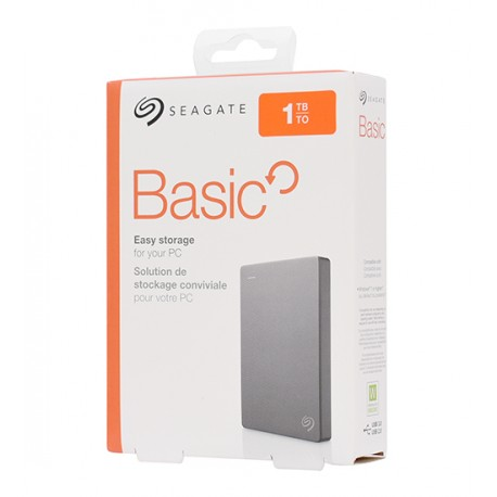 Disque externe Seagate Basic 1To