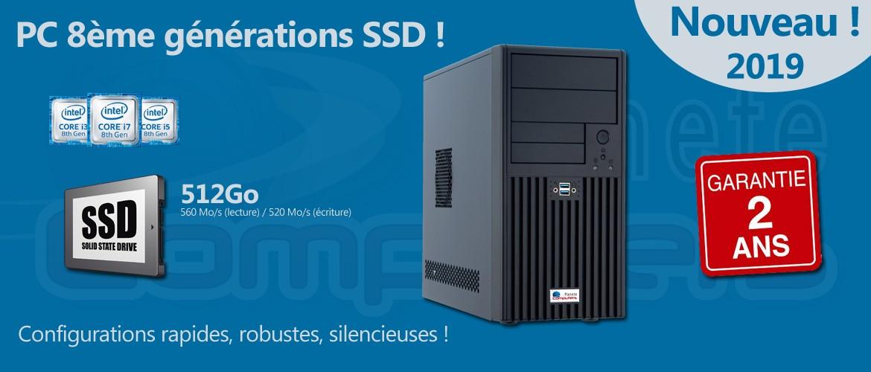 PC Planete computers 2019 SSD
